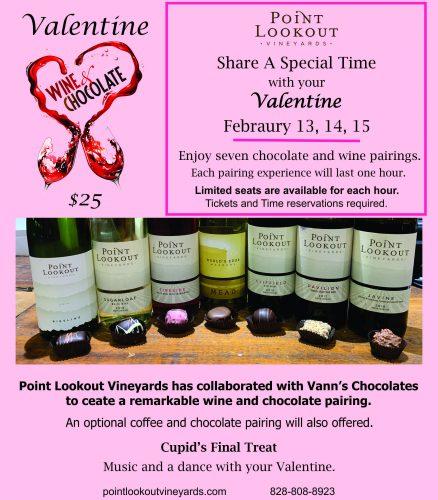 Valentine Wine & Chocolate Medium